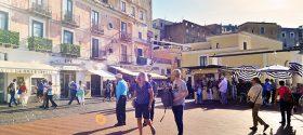 Capri, Sorrento and Pompeii Tours